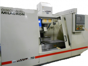 CINCINNATI MILACRON 750 - Machining MRN